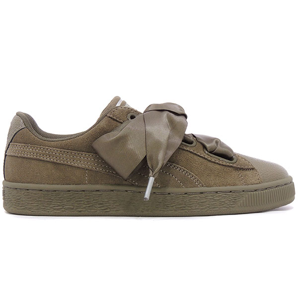 Ženske patike Puma Lifestyle - LFS PATIKE PUMA SUEDE HEART BUBBLE WN'S 366441-03